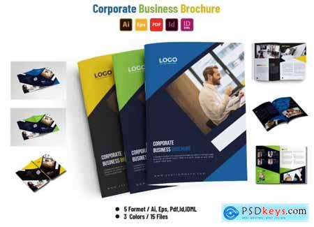 Corporate Business Brochure 4572121