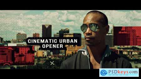 Cinematic Urban Opener 26684095