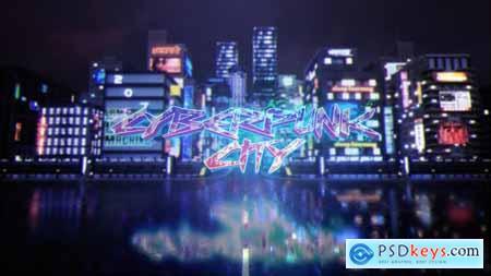 Cyber City Logo 28856149