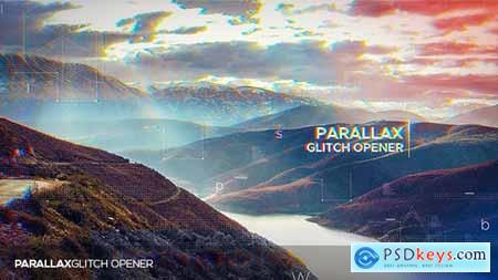 Parallax Glitch Opener 20419427