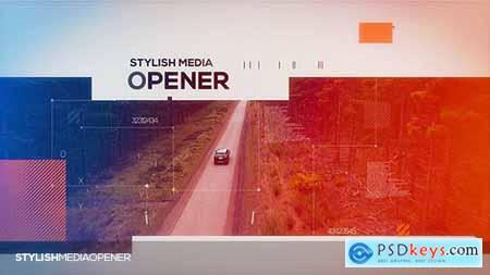 Stylish Media Opener 20420186