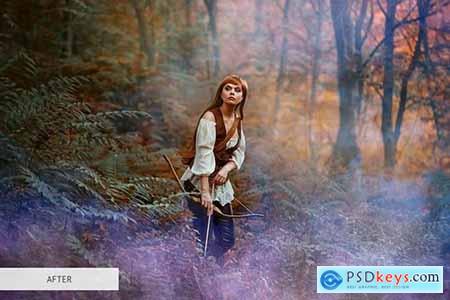 Smoke Overlays Photoshop 4940712