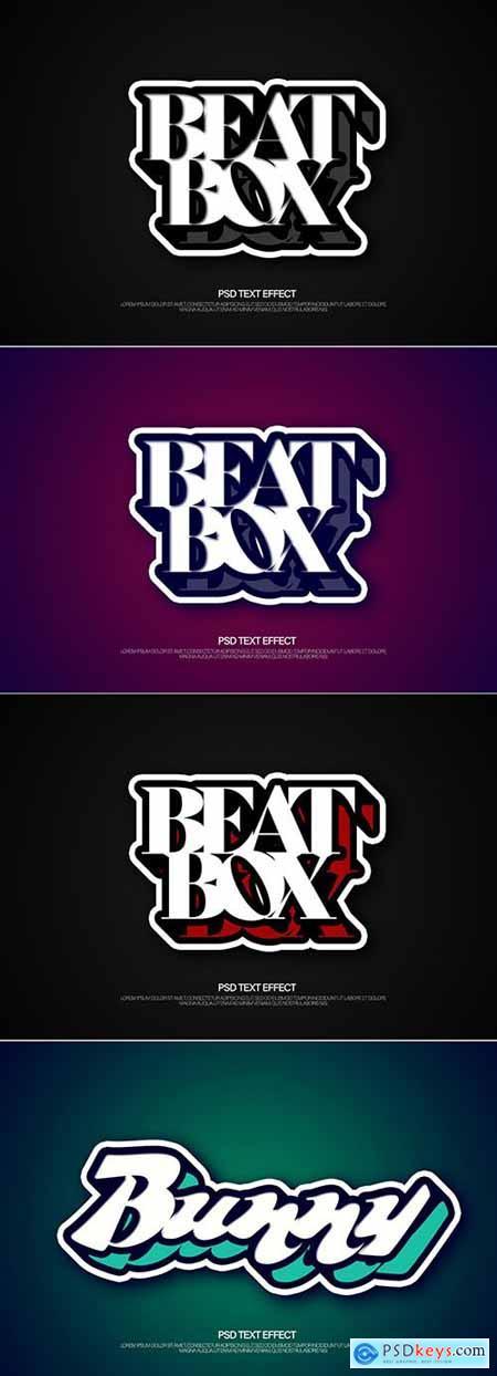 Outlined Logo Design Text Effect Mockup 383360986