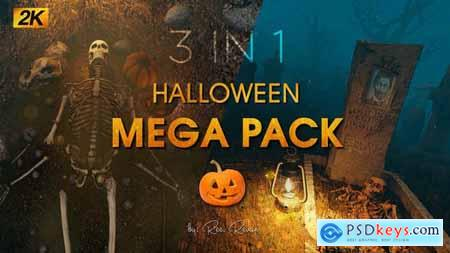 Halloween Mega Pack 24780434