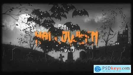 Halloween Logo 24793526