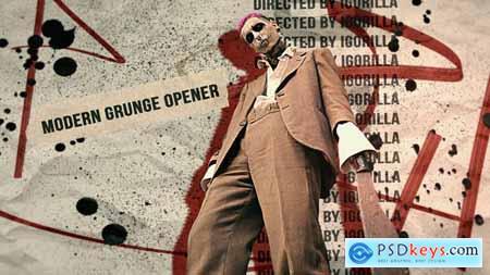 Modern Grunge Opener 26265050