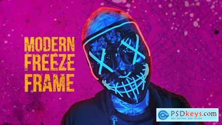 Modern Freeze Frame 25577134
