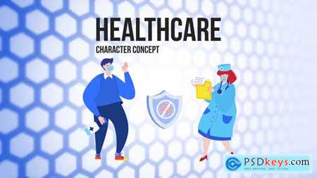 Healthcare - Flat Concept 28862971