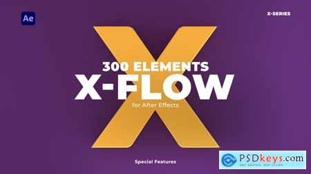 X-Flow - After Effects 28889226