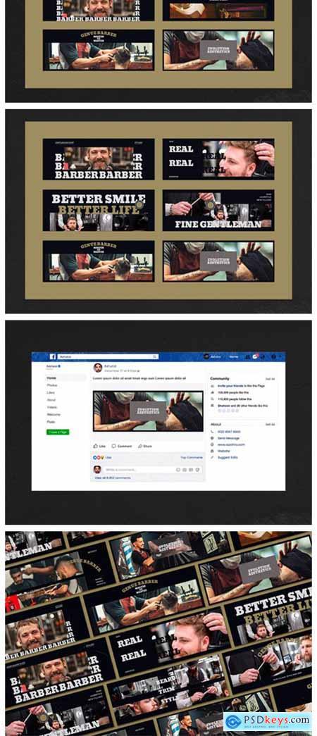 Barbershop V5 Facebook Ads 5724130
