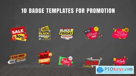 Badges Sale Promo V21 28885169