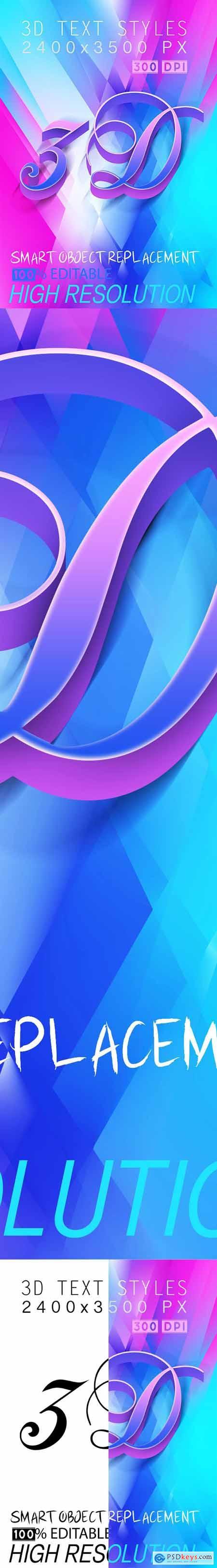 3D Text Styles 02_09_20 28416880