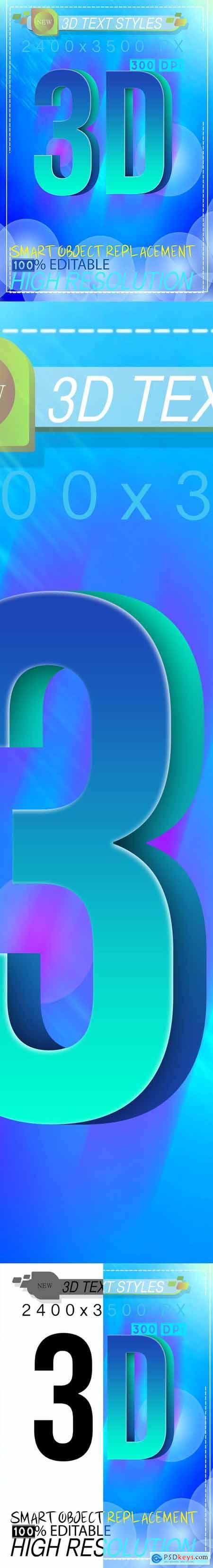 3D Text Effect 15_9_20 28556678