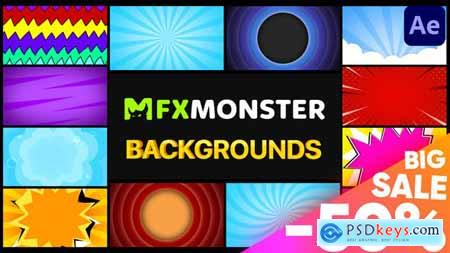 Backgrounds Pack After Effects 28932086