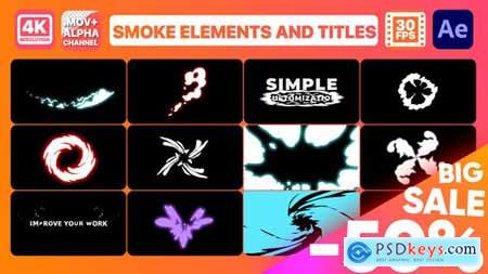 Smoke Pack - After Effects 28929457