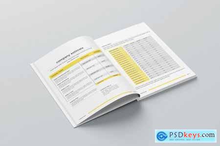 Company Profile Brochure 5226831