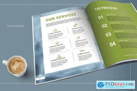 Business Proposal Template 5212447