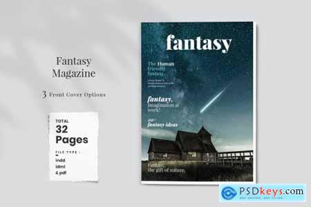Magazine Bundle 4566444