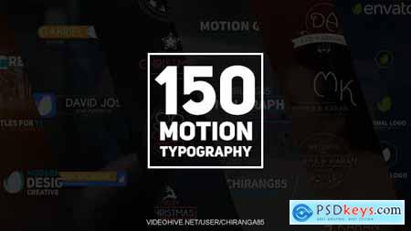150 Motion Typography 20949185