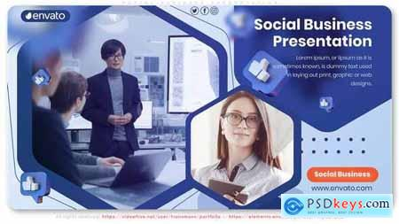 Social Business Presentation 28965918