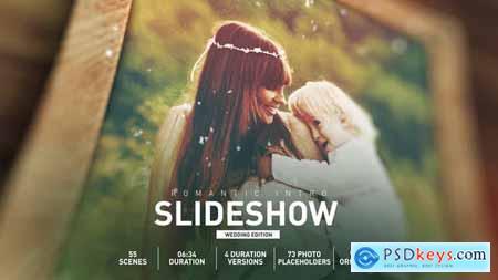 Romantic Wedding Intro Slideshow 28950021