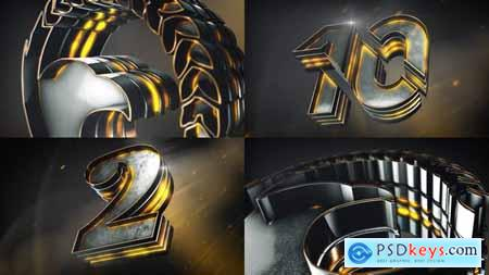 Epic Logo Reveal And Countdown 24289352