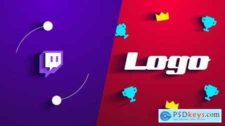 Twitch Logo Reveal 28895587