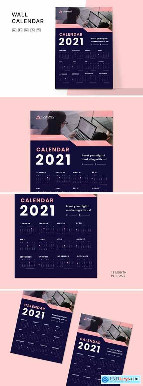 Wall Calendar 2021453