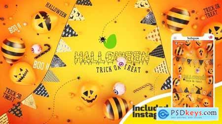Halloween Intro 28612990