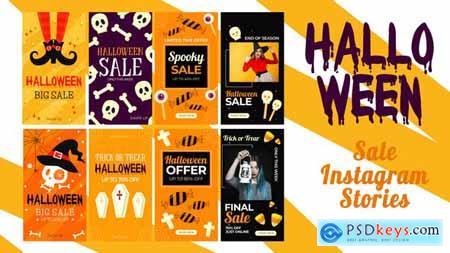 Halloween Sales 28653978