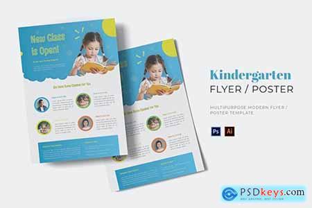 Kindergarten Flyer