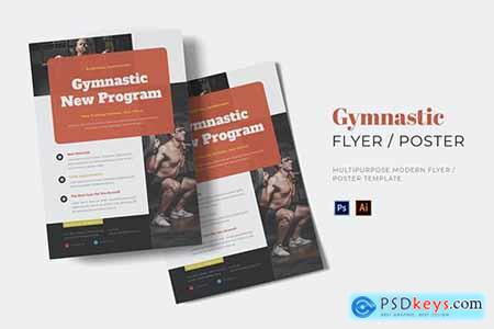 Gymnastic Flyer