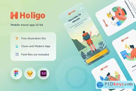 Holigo Mobile App