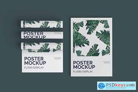 Poster-Flyer Mockup