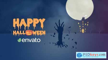 Halloween Creepy Intro 28995674