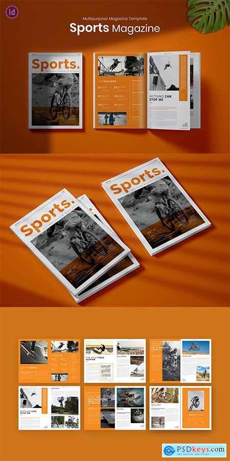 Sports Magz Magazine