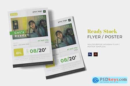 Ready Stock Flyer