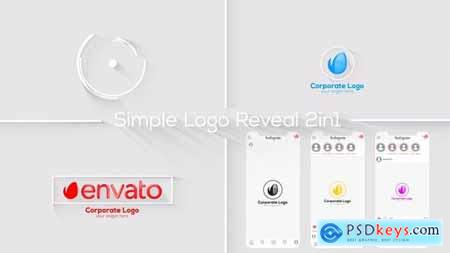 Simple Logo Reveal 28995001