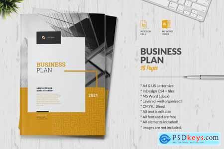 Business Plan 5408461