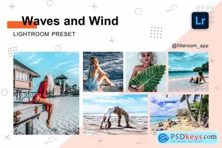 Waves & Wind - Lightroom Presets 5239852