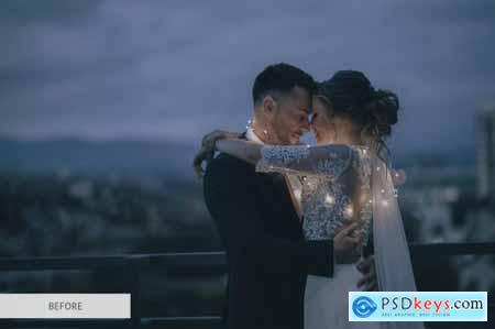Wedding Bokeh Overlays 4934941