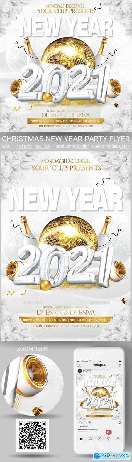 2021 New Year 25227148