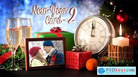 New Year Card 2 18622628