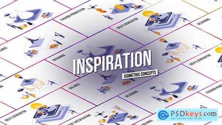Inspiration - Isometric Concept 28986847