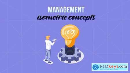 Management - Isometric Concept 29057189