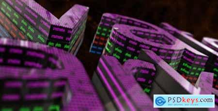 Neon Logo Text 9813236