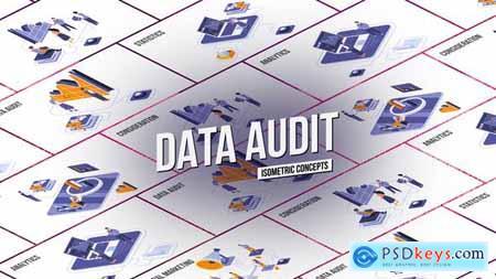 Data audit - Isometric Concept 28986817