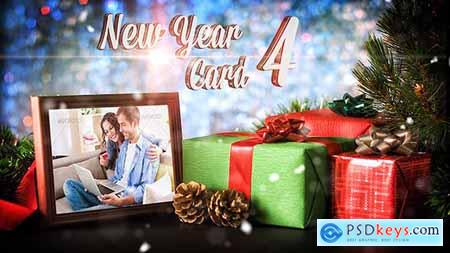 New Year Card 4 18719725