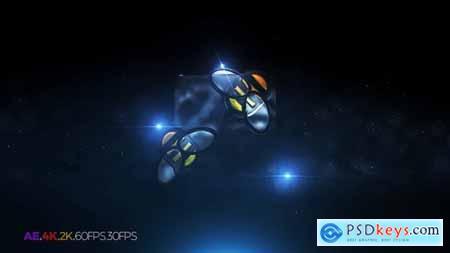 Mystic Particles Logo Intro 29064290