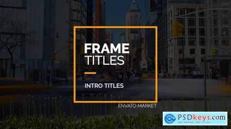 Frame Titles 16533663